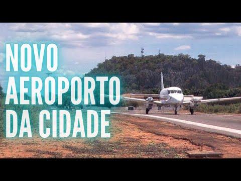 Novo Aeroporto de Bom Jesus da Lapa