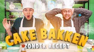 CAKE BAKKEN ZONDER RECEPT!