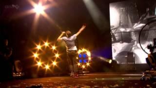 Coldplay (HD) - Lost! (Glastonbury 2011)