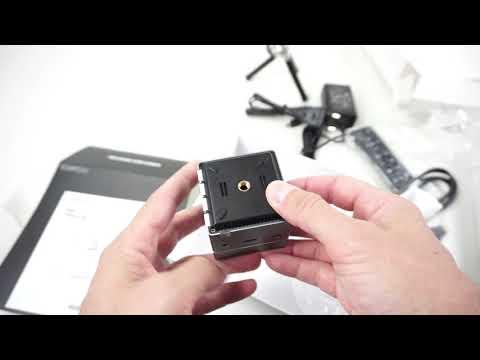 Tenker Cube Beamer - ein Mini LED Beamer