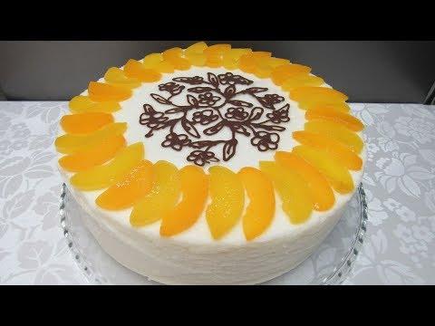 Йогуртовый ТОРТ / Самый Вкусный желейный торт. Он просто ВЕЛИКОЛЕПЕН!!!