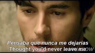 Enrique Iglesias - Heart Attack   S English Español Subtitulado