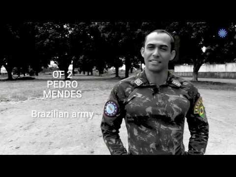 Portrait . Capitaine Pedro Mendes (BR)