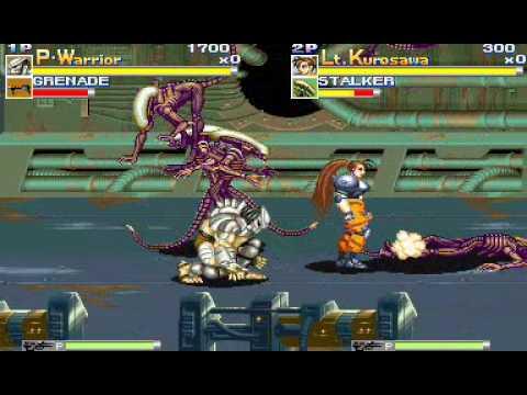 It Took Japan To Add Style To Alien Vs Predator