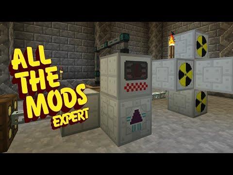 All The Mods Expert Mode - MASS FABRICATOR [E38] (Minecraft Expert Mod Pack)