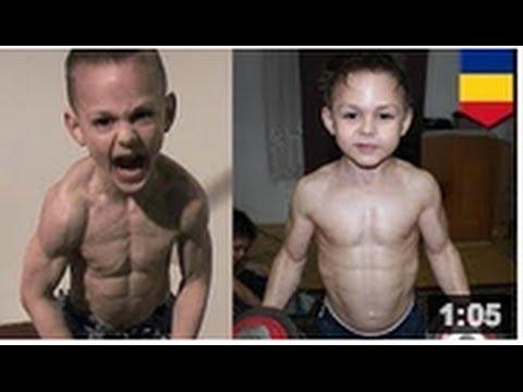 Le groupe des muscles nécessaire pour la boxe