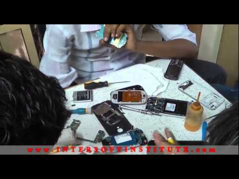 Smartphone Mobile Repair Training DEMO Class Video - YouTube