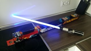 Unboxing - Hasbro Anakin to Darth Vader Lightsaber
