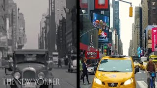 Eighty Years of New York City, Then and Now | The New Yorker - Video Youtube