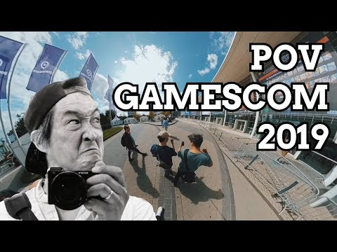 POV #gamescom 2019 | Budis Highlights der #beanscom | Indie Village Liebe