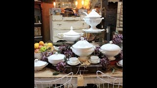 August 2017 Gather A Vintage Market - Soulful Salvage