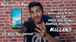 This is the Real Pro Device in Indian Budget Segment - Realme 2 Pro!!