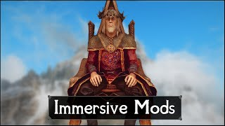 Skyrim: The Most immersive Mod You've Never Heard of Arrives! – Skyrim Mods You May Have Missed #8