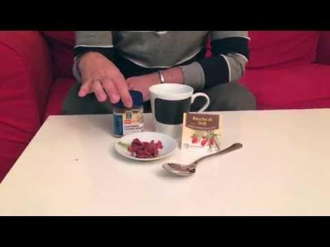 Perdita di peso su porridge su risposte dellacqua