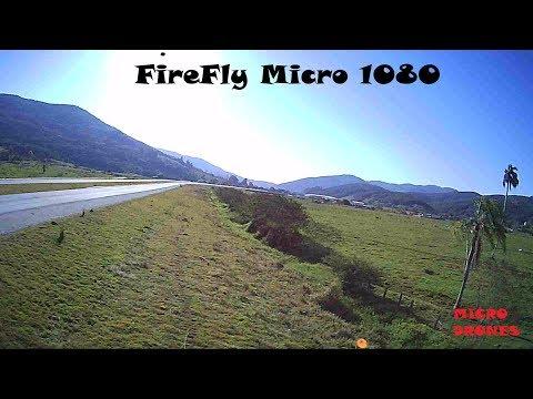 Firefly Micro - Amostra de Voo em 1080P