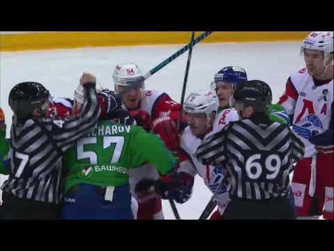 Maxim Goncharov vs. Nikita Cherepanov