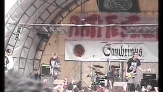 Video ZEMĚŽLUČ Antifest VII  2001 DVD