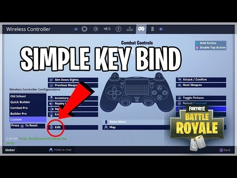Simple Key Bind For Fastest Editing Closest To Builder Pro