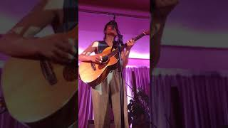 Adrianne Lenker (Big Thief), 'Not' (unreleased Song). YES, Manchester, England, 17th January 2019.