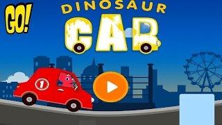 Dinosaur Car Машинка Динозавра игровой мульт на Русском Языке от Best Kids Apps