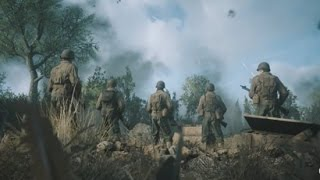 COD WW2 Trailer Teaser (2017)