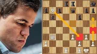 Throwing Punches   Carlsen vs Caruana 2018.   Game 9