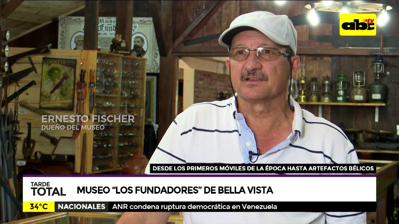 """Museo """"Los Fundadores"""" de Bella Vista"""