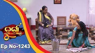 Durga | Full Ep 1243 | 01st Dec 2018 | Odia Serial - TarangTV