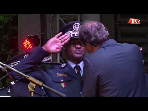 «Des dignitaires de l'armée sénégalaise décorés par la France»