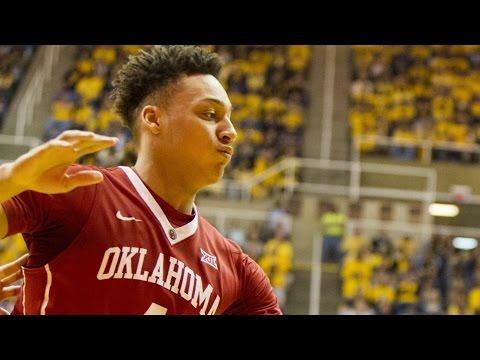 Oklahoma's Jamuni McNeace Plays Above The Rim vs. West Virginia | CampusInsiders