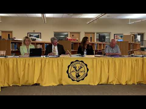 Watchung Hills Board of Education Accepts Resignation of Board Member