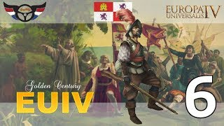 EU4 Golden Century - Castille into Spain - ep31 - Самые