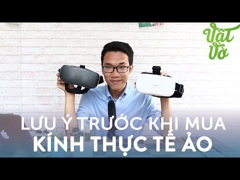 Hình ảnh Video - [Vlog 69] Những lưu ý khi mua kính thực tế ảo VR: có nên mua không?