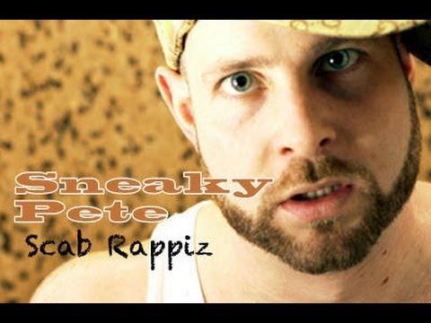 Scab Rappiz - Sneaky Pete w/ DJ Treeman (Prod. By: Anno Domini)