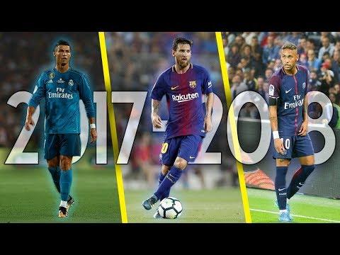 Cristiano Ronaldo vs Lionel Messi vs Neymar Jr ● Crazy Skills & Goals ● 2017-2018 | HD