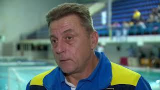 Михаил Лебедев – главный тренер женской сборной Украины по водному поло