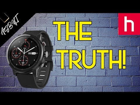 Xiaomi Huami Amazfit Stratos Smartwatch 2 - TRUTH After 1 MONTH! (English Review 2018)