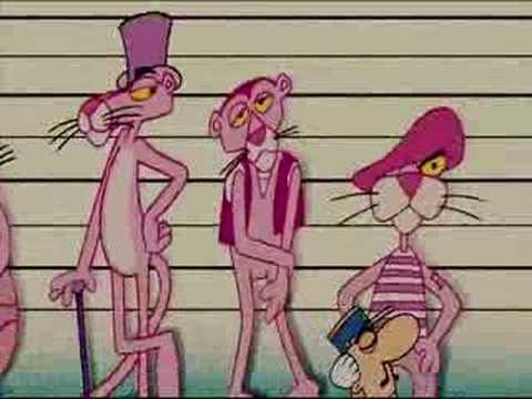 Pink Panther Theme performed by Henry Mancini