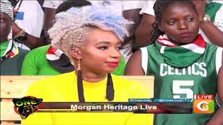 ONE LOVE | Morgan Heritage performing live