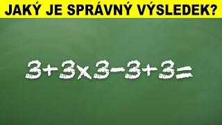 Trendy video Trendy - TOP 10 Matematické príklady, ktoré zamotajú aj vášho učiteľa