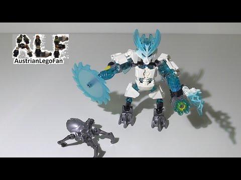 Vidéo LEGO Bionicle 70782 : Protecteur de la Glace