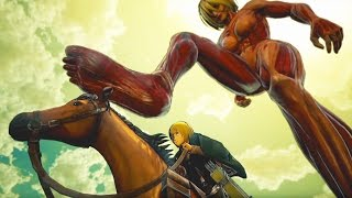 Attack On Titan All Gameplay So Far  進撃の巨人
