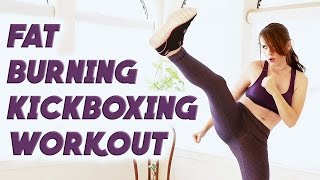 Fat Burning Cardio Kick Boxing Workout – 15 Minute Beginners Workout # 5 w/ Tiffany by PsycheTruth