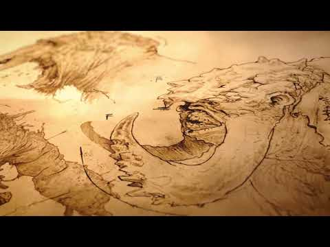 The Lost Pages of Norse Myth : A Fire Troll Approaches de God of War
