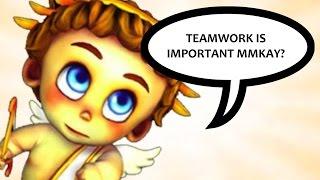 Teamwork is Key! (Smite)