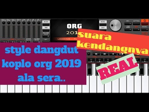 Style dangdut pop rock org 2019 android terbaru - 7 Channel