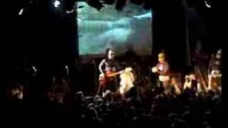 "The Aquabats - ""Martian Girl"" Goldenvoice/Time Bomb"