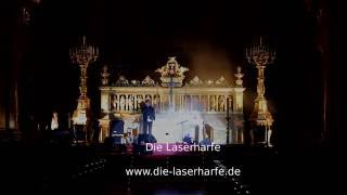 Die Laserharfe video preview