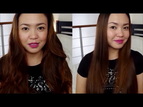 Mask na may hyaluronic acid para sa buhok review