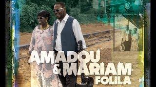 """Video thumbnail of """"Amadou & Mariam feat. Santigold - Dougou Badia"""""""